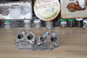 Aérogommage metal
